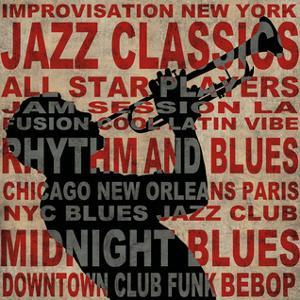 Jazz I by Luke Wilson