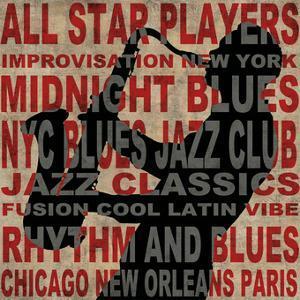 Jazz II by Luke Wilson