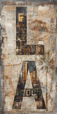 LA Vertical by Luke Wilson