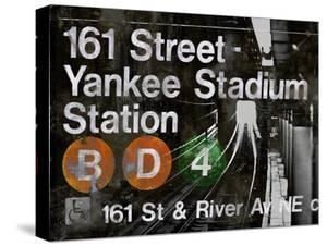 NYC Subway Station II by Luke Wilson