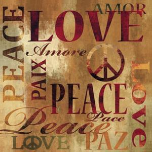 Peace and Love by Luke Wilson