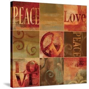 Peace Sign by Luke Wilson