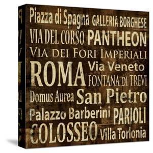 Roma by Luke Wilson