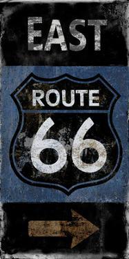 Route 66 East by Luke Wilson