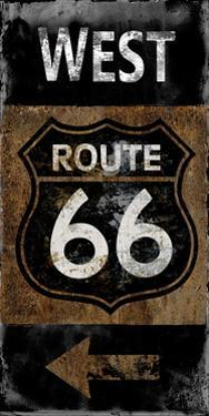 Route 66 West by Luke Wilson