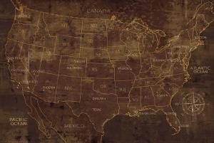 United States by Luke Wilson
