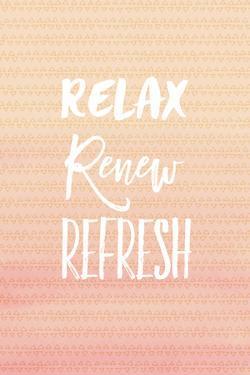 Relax Renew by Lula Bijoux