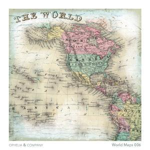 The World 2 by Lula Bijoux