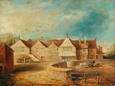 Smith House, Lightcliffe, 1830