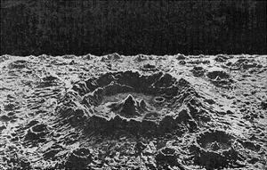 Lunar Crater