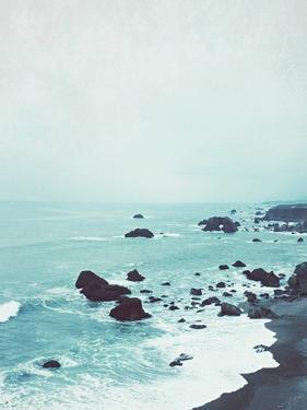 Dusk at the Sea by Lupen Grainne