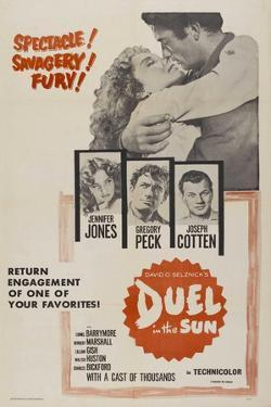 "Lust In the Dust, 1946, ""Duel In the Sun"" Directed by King Vidor"