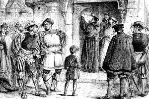 Luther's Protest, 1517