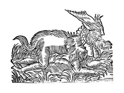 Lycanthropy: Forest Demon Captured in Germany in 1531