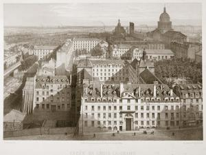 Lycee De Louis-Le-Grand, Paris, 1867