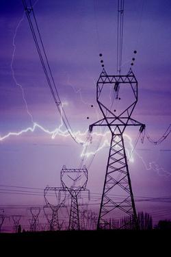 Electricity by Lyle Leduc
