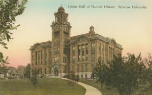 Lyman Hall of Natural History, Syracuse University