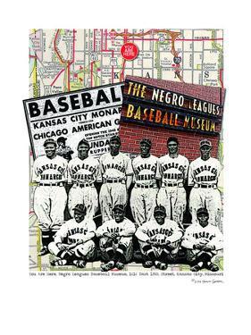Negro Leagues Baseball Museum Kansas City by Lyn Nance Sasser and Stephen Sasser