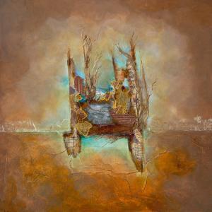 La mandragore à l´aube II by Lyne Perinciolo Duluc