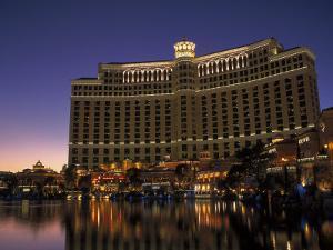 Bellagio Hotel, Las Vegas, NV by Lynn Eodice