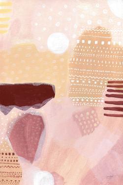Terracotta Tribal by Lynn Mack