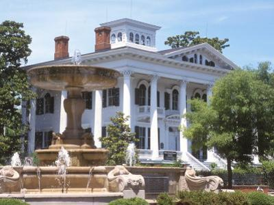 Bellamy Mansion of History and Design Arts, Wilmington, North Carolina