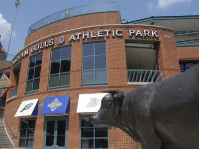 Durham Bulls Athletic Park, Durham, North Carolina