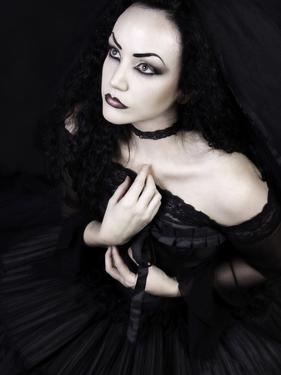 Black Gothic Dream by Lynne Davies