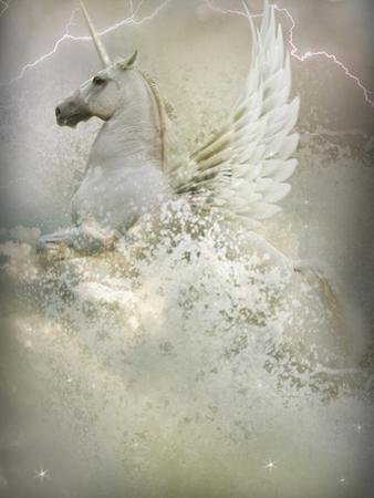 Unicorn by Lynne Davies