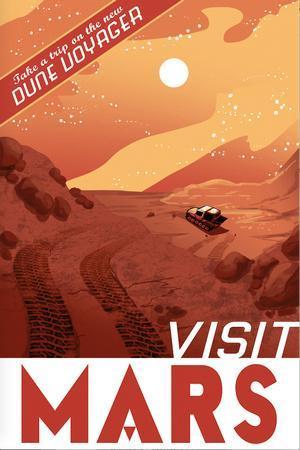 Visit Mars