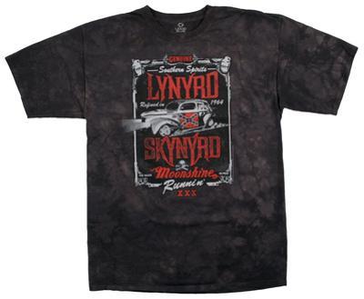 Lynyrd Skynyrd - Moonshine Runnin'