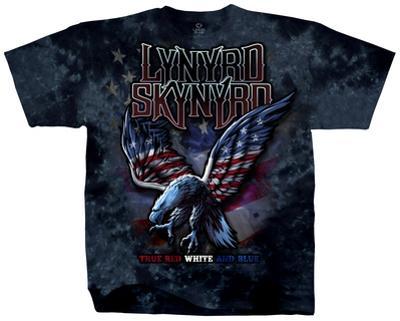 Lynyrd Skynyrd - True Red, White & Blue