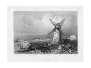 Lytham, Lancashire, 19th Century by R Wallis