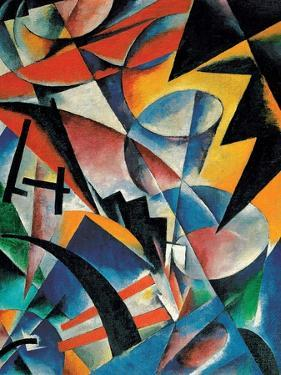 Painting Architectonics, 1920 by Lyubov Sergeyevna Popova