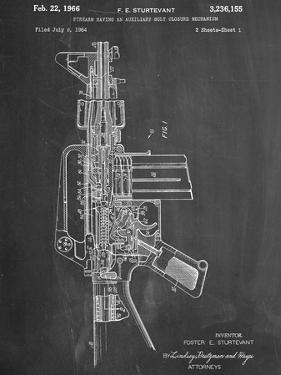 M-16 Rifle Patent