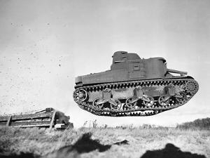 M-3 Medium Tank