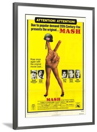 M.A.S.H.--Framed Poster
