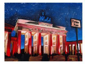 Berlin 2 Stars by M Bleichner