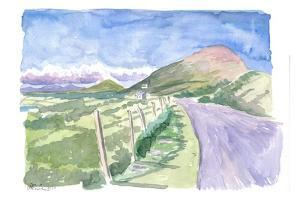 Driving Ring of Beara with Amazing Coastline and Mountains by M. Bleichner