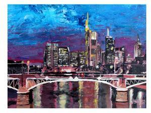 Frankfurt by M Bleichner