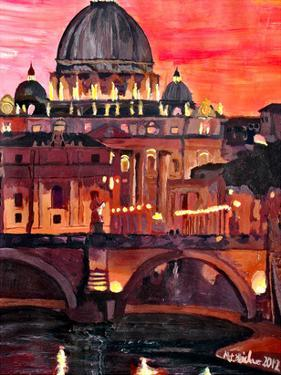 Rome1 by M Bleichner