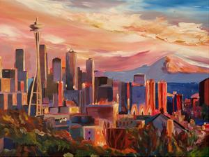Seattle2 by M Bleichner