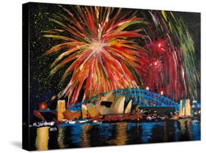 Sydney Silvester by M Bleichner
