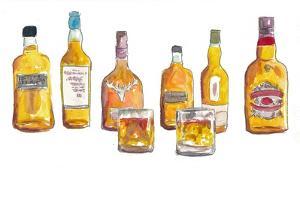 Whiskey from Scotland by M. Bleichner