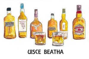 Whiskey - Uisce Beatha by M. Bleichner