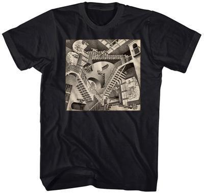 M.C. Escher- Relativity