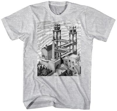 M.C. Escher- Waterfall