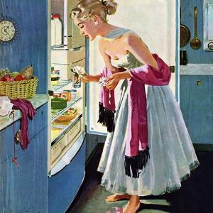 """""""Prom Momento"""", October 29, 1955 by M^ Coburn Whitmore"""