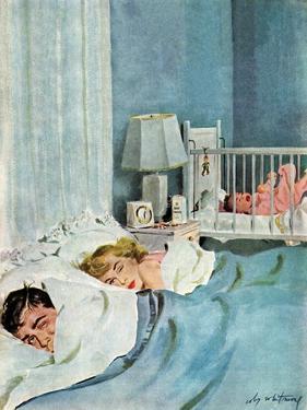 """Who's Turn?"", January 21, 1950 by M. Coburn Whitmore"