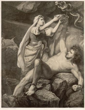 To Punish Loki the Aesir